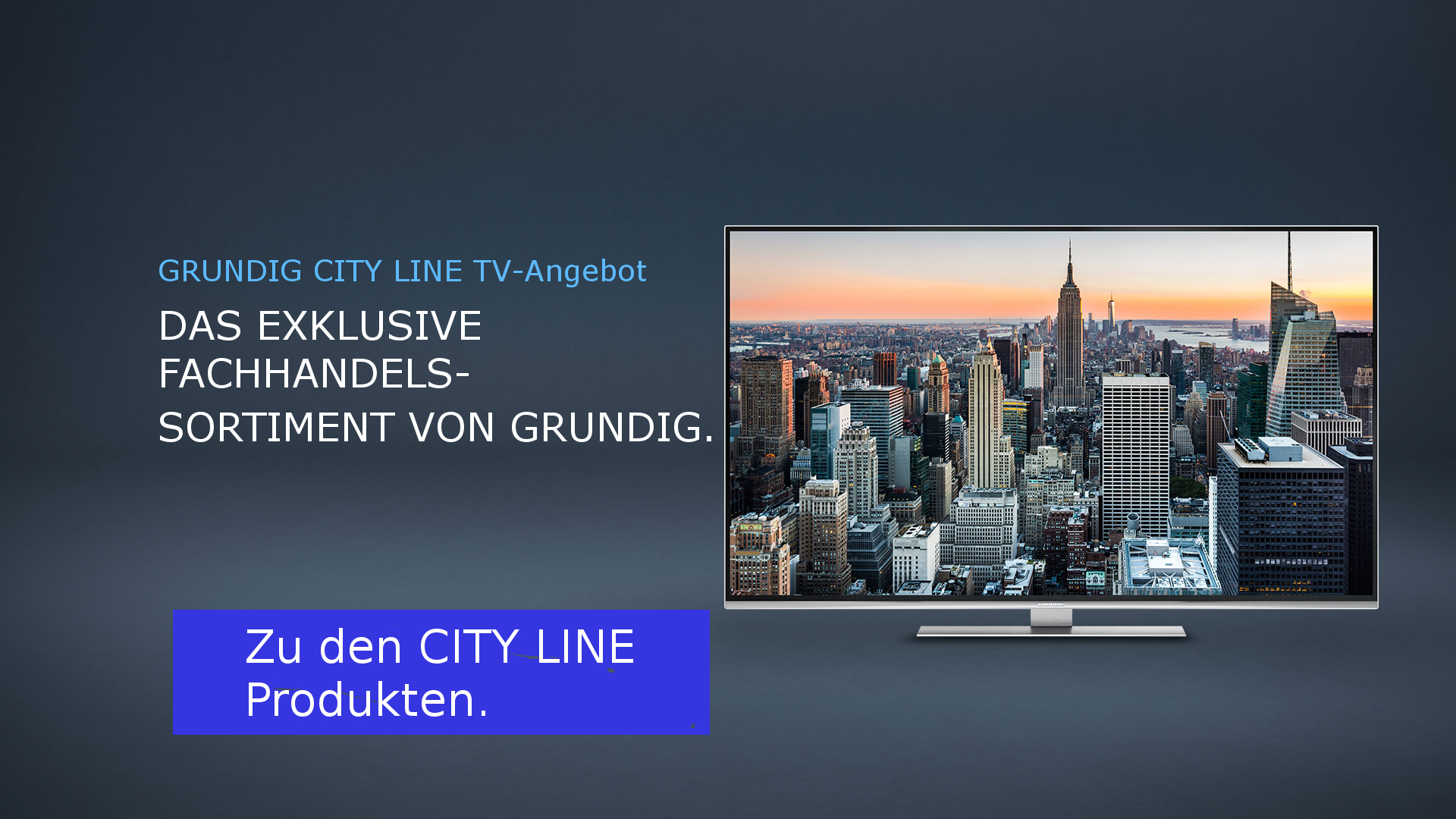 Angebote TV-City-Line-Sortiment